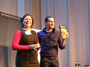 Marina Schriek en Nisandeh Neta