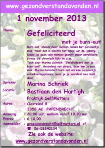 Papendrecht (Dordrecht - Gorinchem) vrijdag 1 november